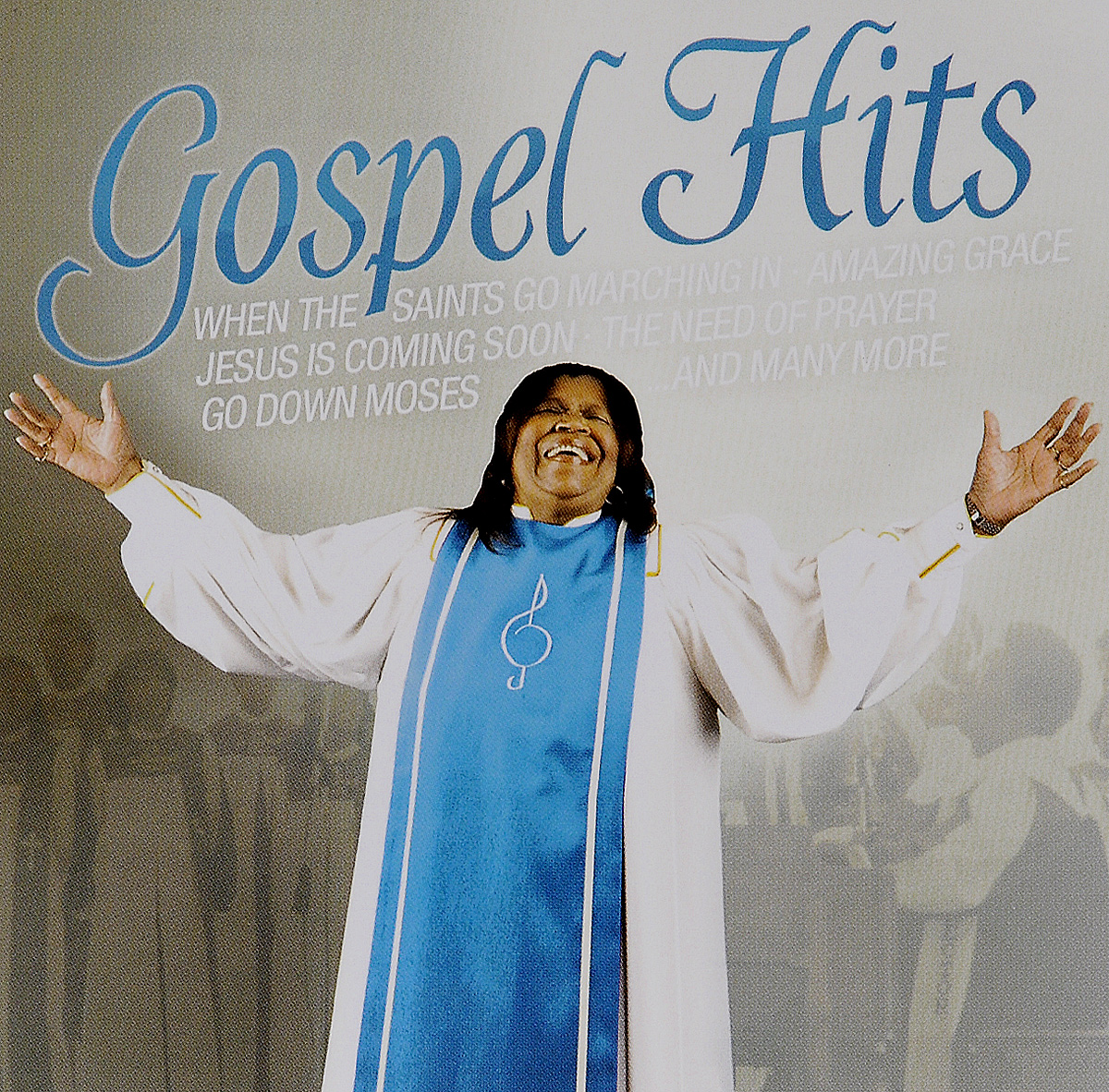Блайнд Вилли Джонсон Gospel Hits spirituals and gospel music performance practice