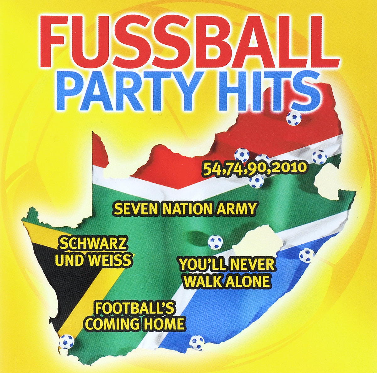 Fussball. Party Hits christmas party hits