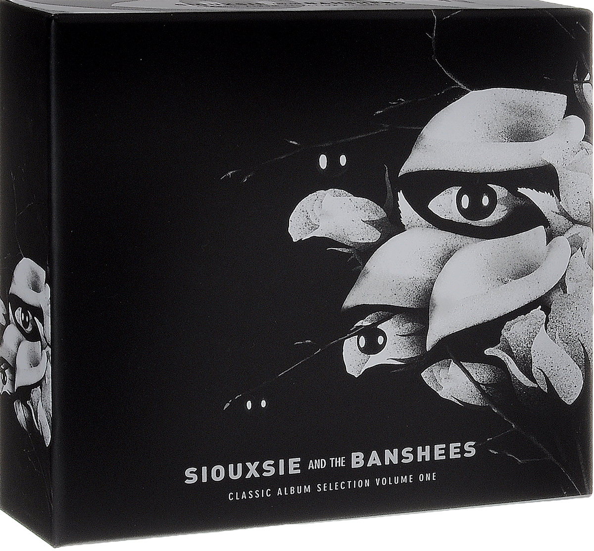 Zakazat.ru Siouxsie And The Banshees. Classic Album Selection. Volume 1 (6 CD)