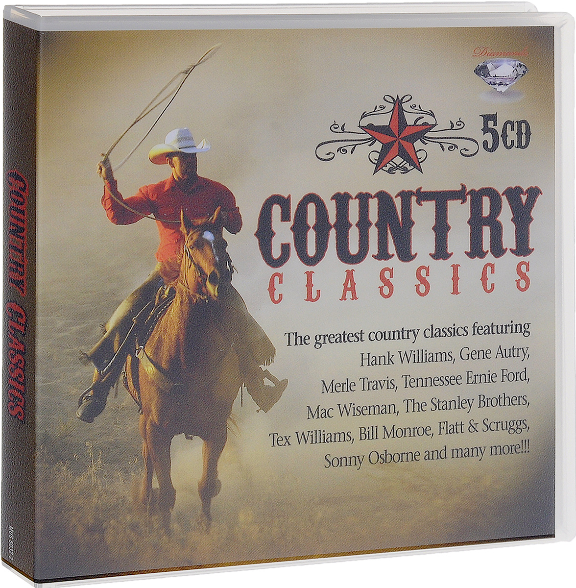 Zakazat.ru Country Classics (5 CD)