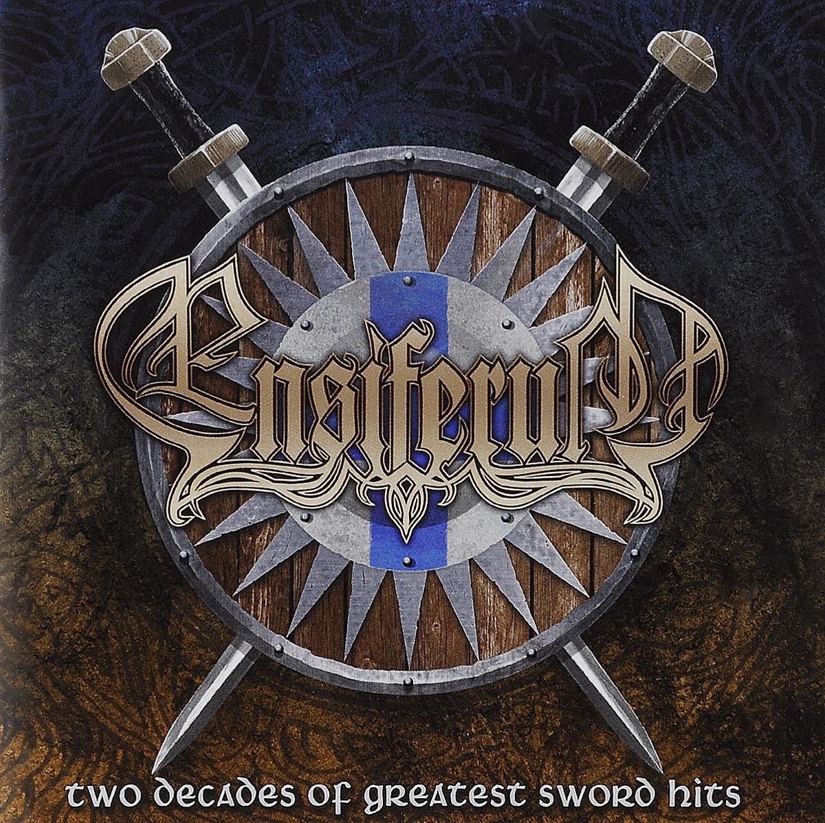 Ensiferum Ensiferum. Two Decades Of Greatest Sword Hits cd george benson the greatest hits of all