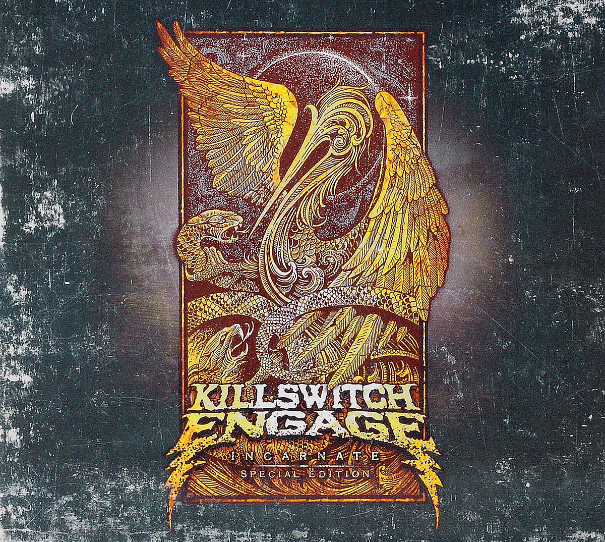 Killswitch Engage  . Incarnate. Special Edition