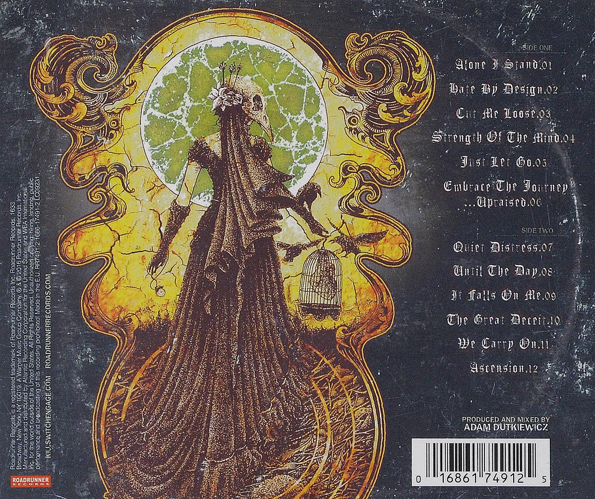 Killswitch Engage.  Incarnate Warner Music,Roadrunner Records