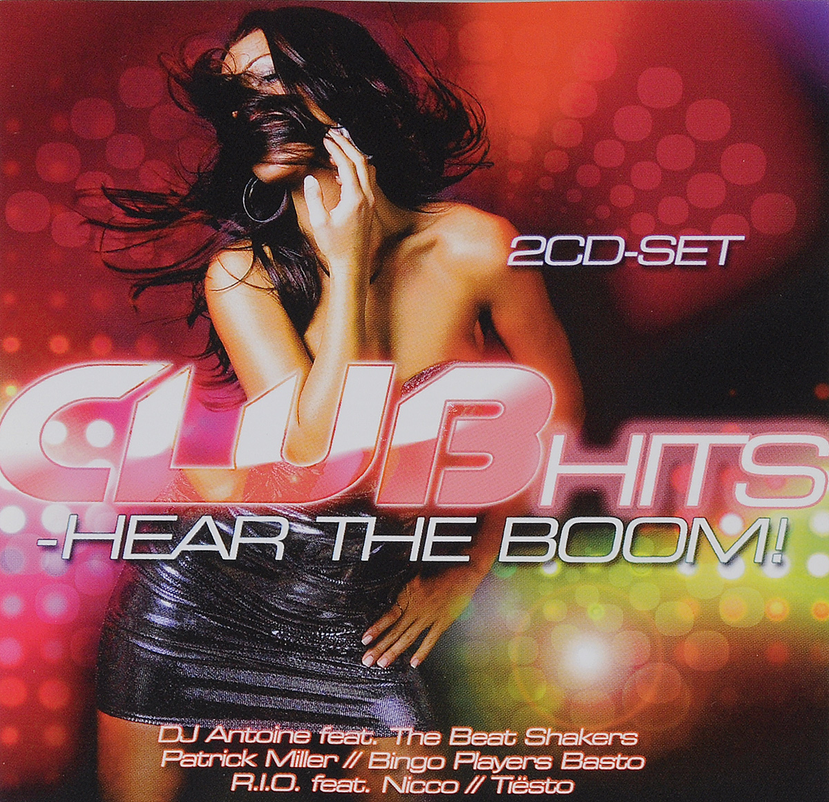 Club Hits. Hear The Boom (2 CD) cd foster the people sacred hearts club