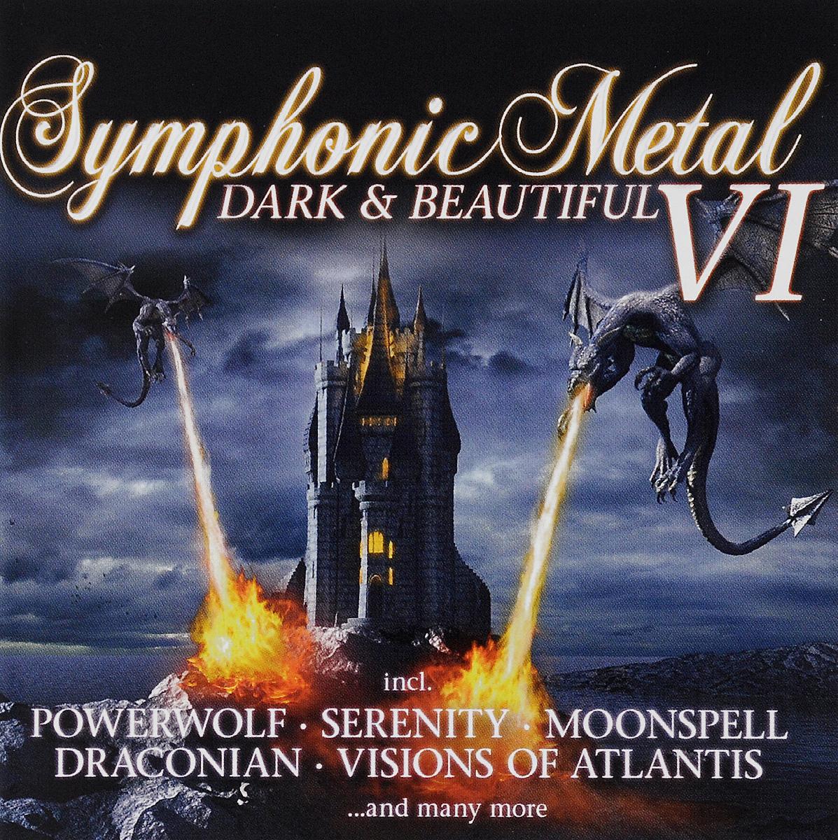 Symphonic Metal 6. Dark & Beautiful (2 CD) metal matters 2 cd