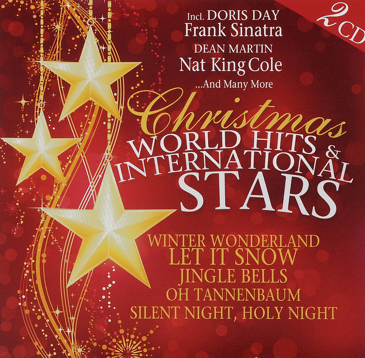 Фрэнк Синатра Christmas World Hits & Internationale Stars (2 CD) массимо фарао piano world hits 2 cd