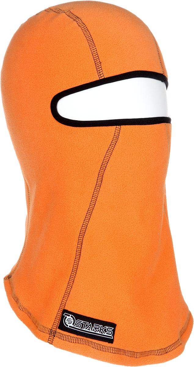 Подшлемник с защитой шеи Starks Balaclava Fleece Collar, цвет: оранжевыйMP0005_ОранжевыйУтепленный подшлемник Starks Balaclava Fleece Collar с удлиненной шеей, изготовленный из 100% полиэстера, предназначен для температурных режимов от +5°C до -10°C. Материал имеет функцию памяти - после некоторого использования принимает окончательную форму объекта, в связи с чем повторяет анатомию. Подшлемник обладает великолепными термоизоляционными свойствами. Мембрана изнутри не создает эффекта парника, прекрасно дышит, выводит пот и влагу, сохраняет тепло. Внутренний слой с ионами серебра нейтрализует негативные последствия развития бактерий, уменьшает неприятный запах и обеспечивает гигиеническую свежесть.Высота подшлемника: 40 см.Диаметр основания подшлемника: 37 см.