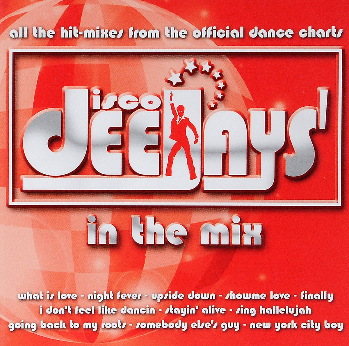 Zakazat.ru Disco Deejays In The Mix (2 CD)