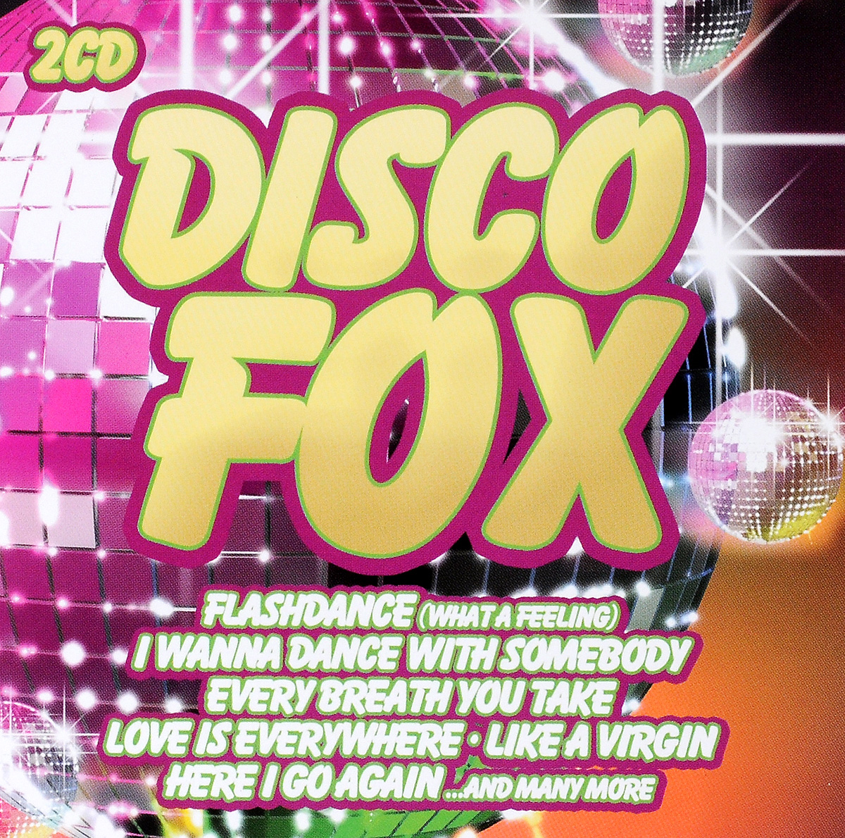 Zakazat.ru Disco Fox! (2 CD)