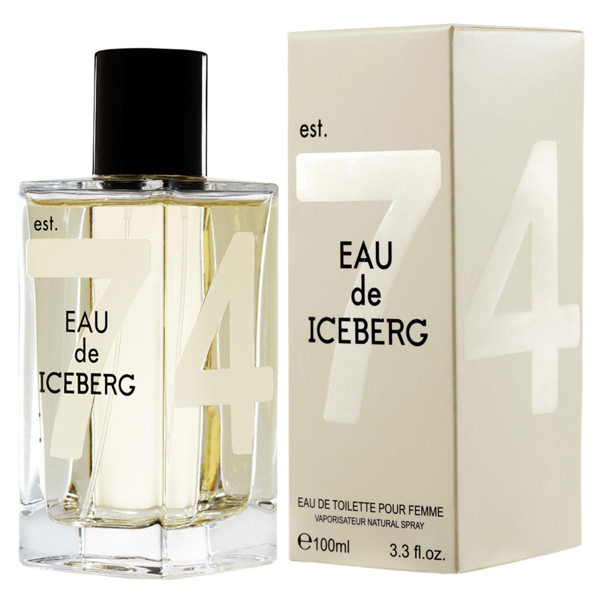 Iceberg Eau de Iceberg Classic Туалетная вода женская, 100 мл820166Iceberg(Айсберг)– итальянскийбренд, специализирующийся на производстве женской, мужской, детской одежды, обуви,аксессуаров и парфюмерии.Основан в 1974 году Джилианой Марчини и Сильвано Джерани. Верхние ноты: Королек, ананас, сочная груша Ноты сердца:Фрезия, инжир, жасмин База: Белая древесина, ваниль, мускусКраткий гид по парфюмерии: виды, ноты, ароматы, советы по выбору. Статья OZON Гид