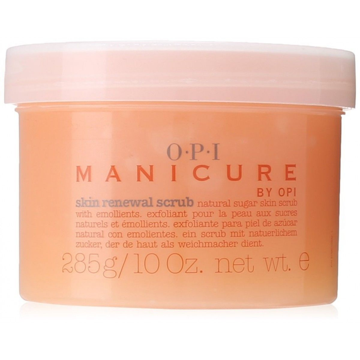 OPI Скраб для рук Manicure Skin Renewal Scrub, 85 гр opi avojuice лосьон для рук