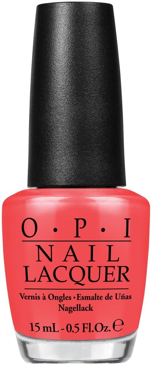 OPI Лак для ногтей Toucan Do It If You Try, 15 млNLA67Лак для ногтей OPI быстросохнущий, содержит натуральный шелк и аминокислоты. Увлажняет и ухаживает за ногтями. Форма флакона, колпачка и кисти специально разработаны для удобного использования и запатентованы.