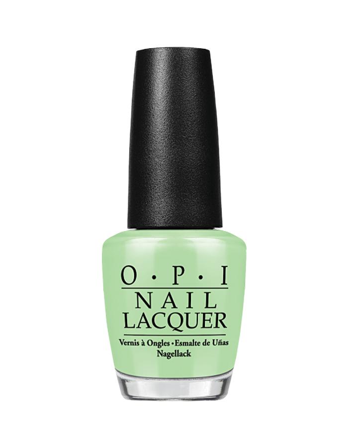 OPI Лак для ногтей Gargantuan Green Grape 2005, 15 млNLB44Лак для ногтей OPI быстросохнущий, содержит натуральный шелк и аминокислоты. Увлажняет и ухаживает за ногтями. Форма флакона, колпачка и кисти специально разработаны для удобного использования и запатентованы.
