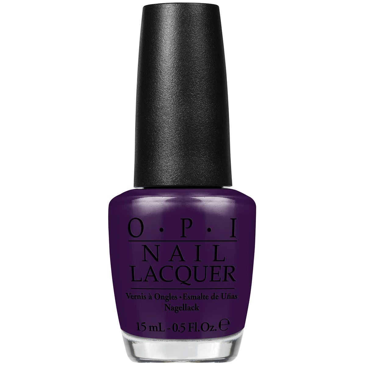 OPI Лак для ногтей A Grape Affair, 15 млNLC19Лак для ногтей OPI быстросохнущий, содержит натуральный шелк и аминокислоты. Увлажняет и ухаживает за ногтями. Форма флакона, колпачка и кисти специально разработаны для удобного использования и запатентованы.