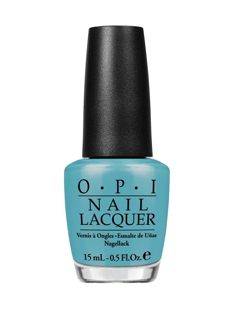 OPI Лак для ногтей Can't Find My Czechbook, 15 мл