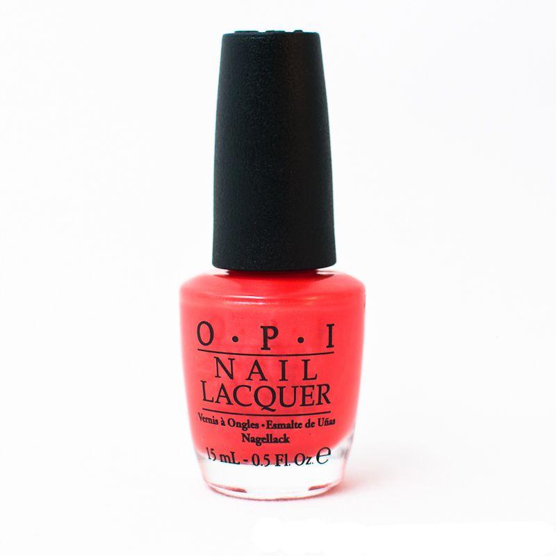 OPI Лак для ногтей My Paprika is Hotter than Yours!, 15 млNLE76Лак для ногтей OPI быстросохнущий, содержит натуральный шелк и аминокислоты. Увлажняет и ухаживает за ногтями. Форма флакона, колпачка и кисти специально разработаны для удобного использования и запатентованы.