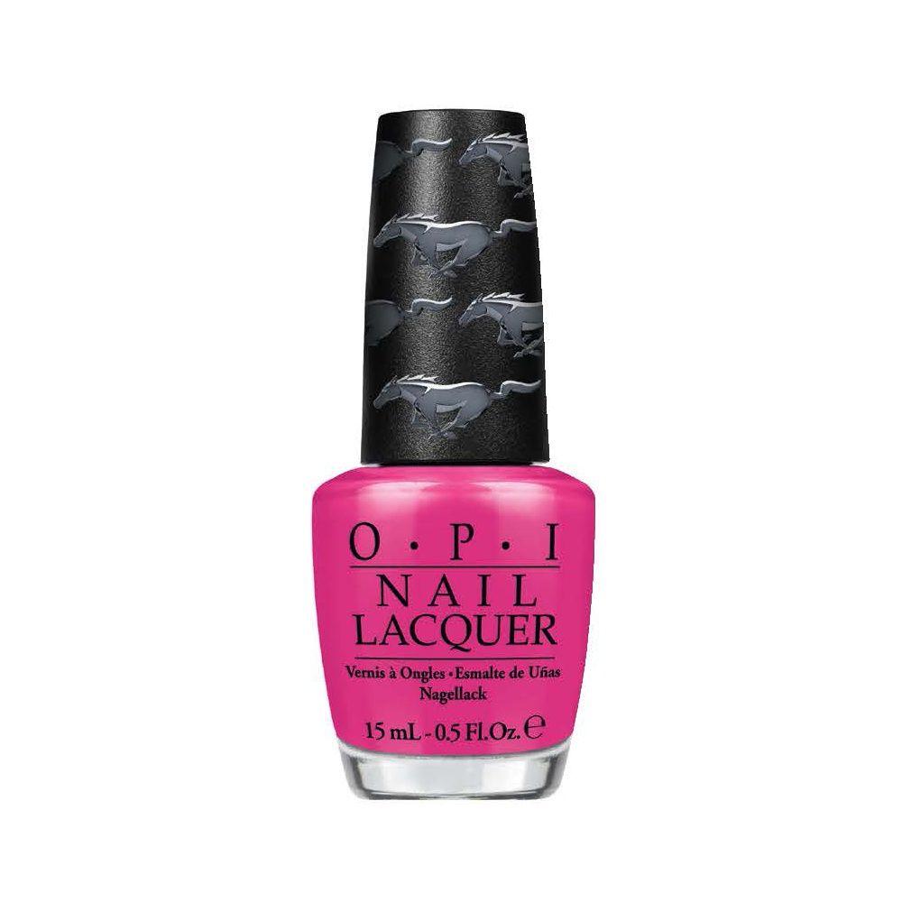 OPI Лак для ногтей Girls Love Ponies, 15 млNLF72Лак для ногтей OPI быстросохнущий, содержит натуральный шелк и аминокислоты. Увлажняет и ухаживает за ногтями. Форма флакона, колпачка и кисти специально разработаны для удобного использования и запатентованы.