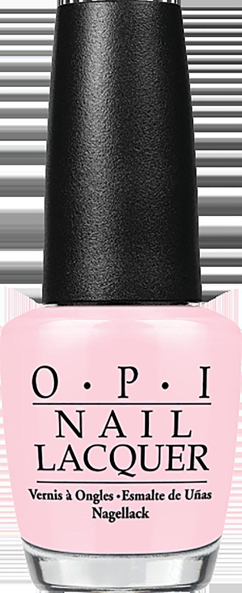 OPI Лак для ногтей Privacy Please,15 мл - Декоративная косметика
