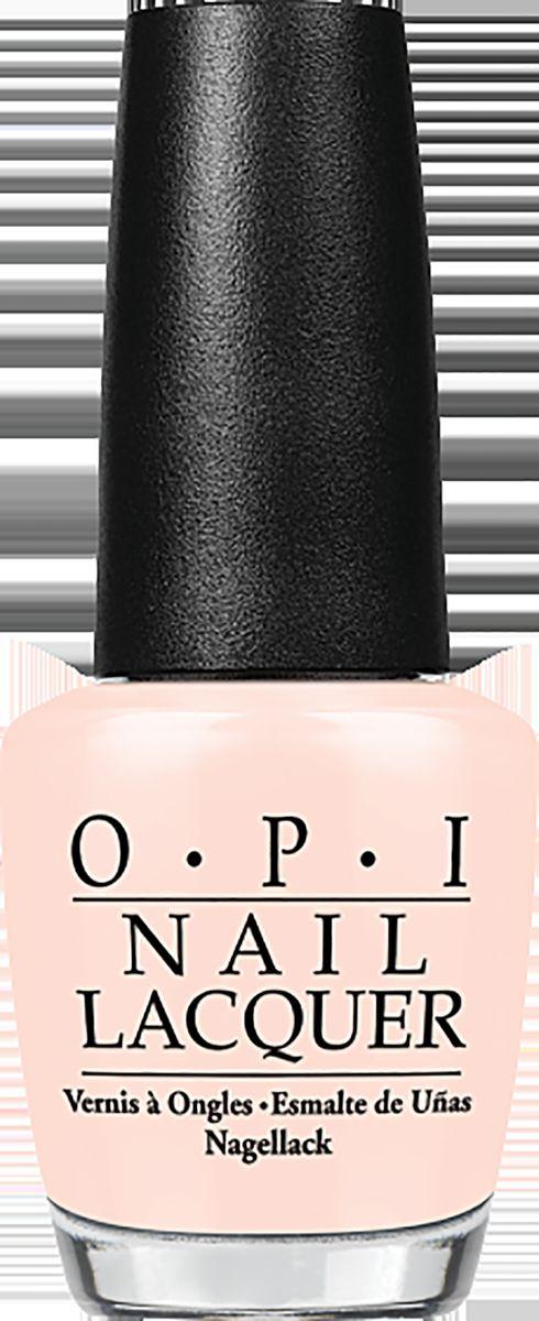 OPI Лак для ногтей Sweet Heart, 15 мл opi набор crystal fixation al714 15 мл кристальная пилка
