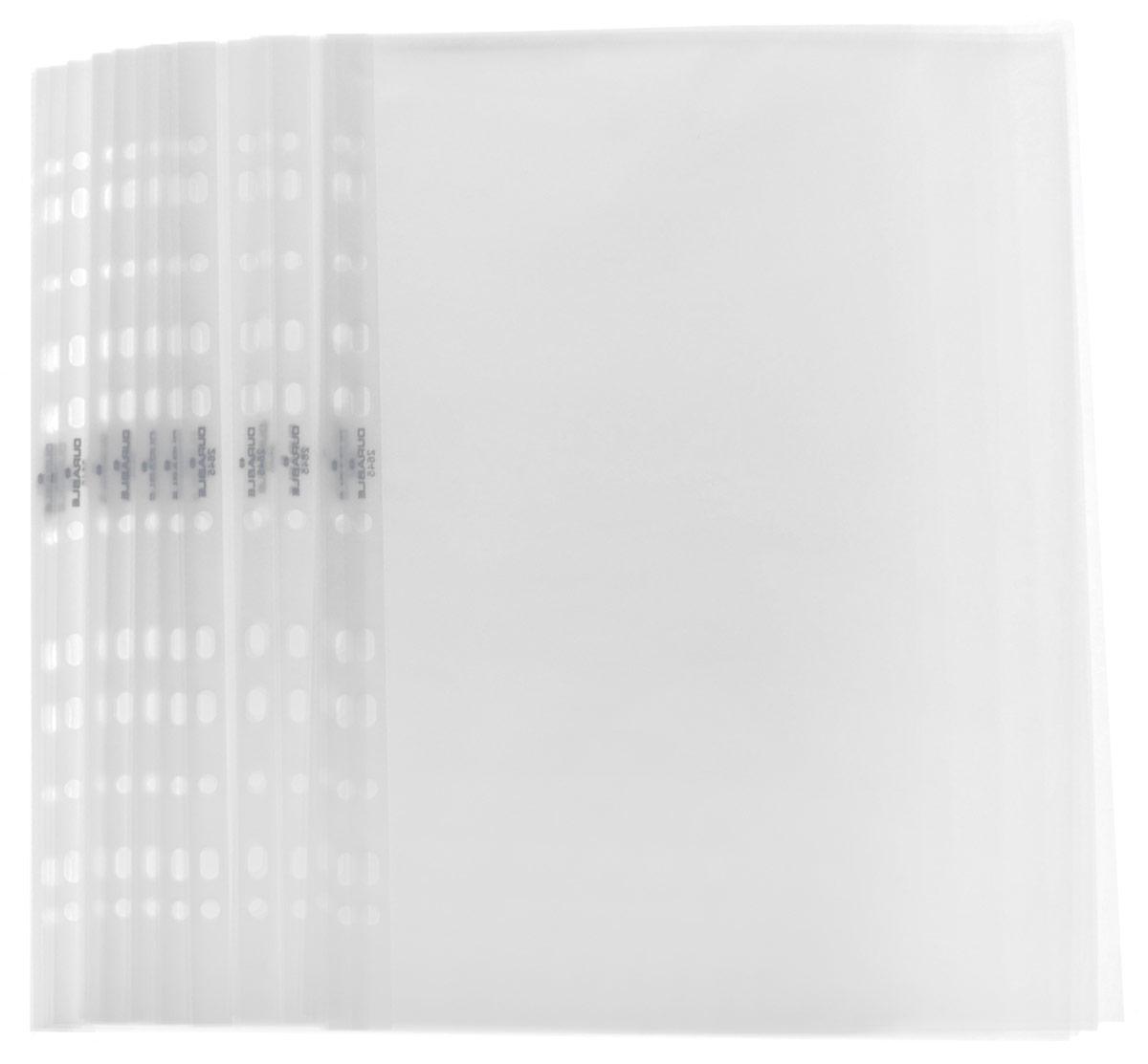 Durable Файл-вкладыш с перфорацией цвет прозрачный 50 шт 2645-192645-19Файл-вкладыш Durable отлично подойдет для подшивки документов в архивные папки без перфорирования дыроколом.Выполнен из особо прочного материала, предназначен для документов формата А4 и А4+. Файл вмещает до 40 листов, имеет прочный шов. Мультиперфорация совместима с папками на 2 и 4 кольцах.В упаковке 50 файлов-вкладышей.