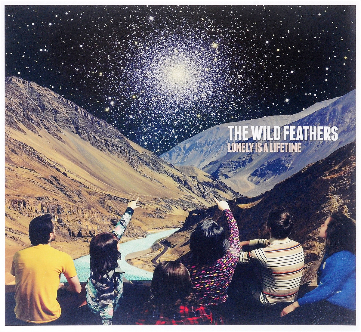 The Wild Feathers The Wild Feathers. Lonely Is A Lifetime (LP) конни гранма the lonely hearts bar