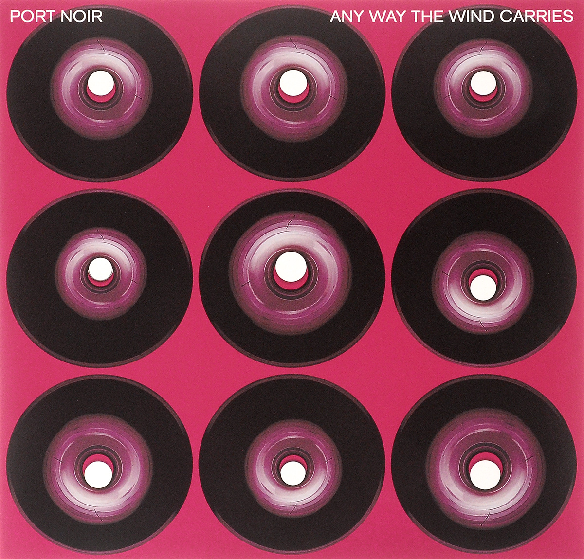 Port Noir Port Noir. Any Way The Wind Carries (LP + CD)