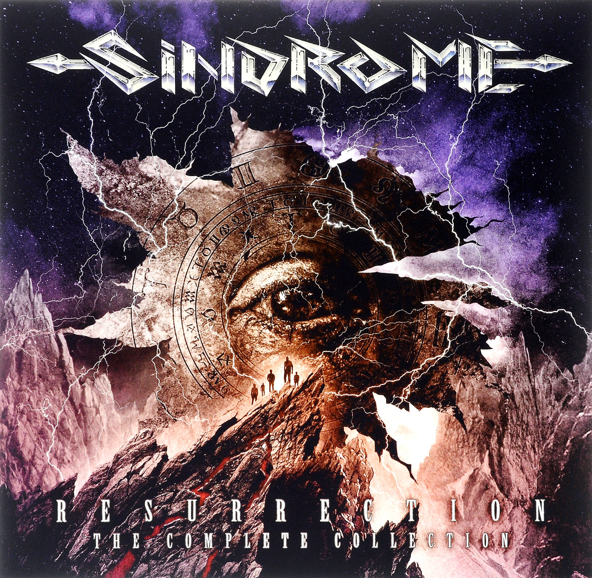 Sindrome Sindrome. Resurrection. The Complete Collection (LP + CD)