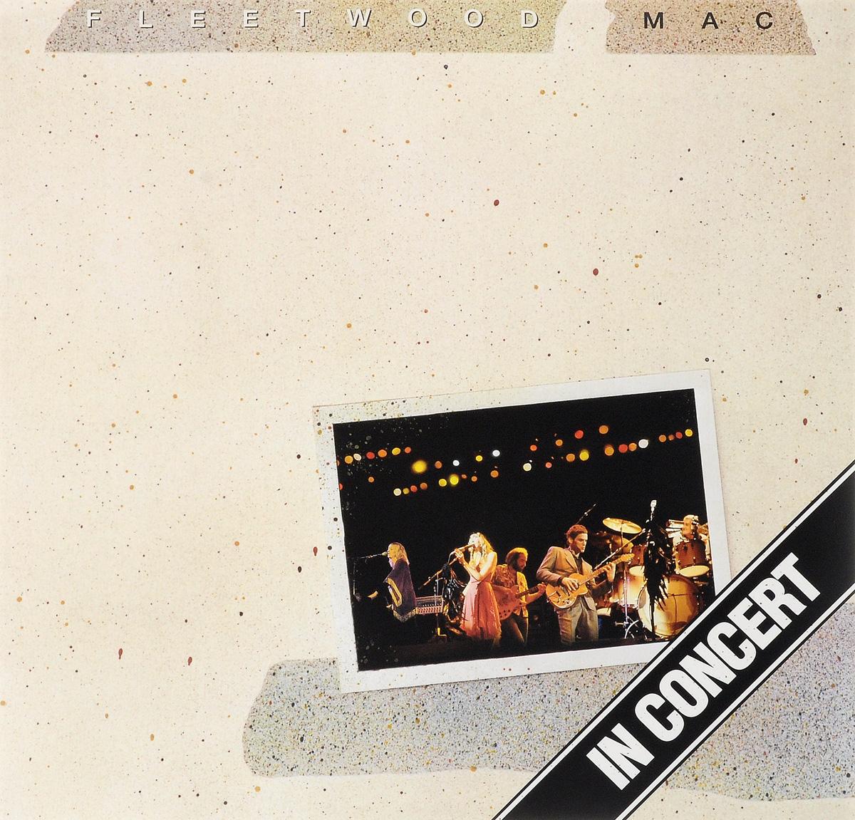 Fleetwood Mac Fleetwood Mac. In Concert (3 LP) fleetwood mac fleetwood mac kiln house