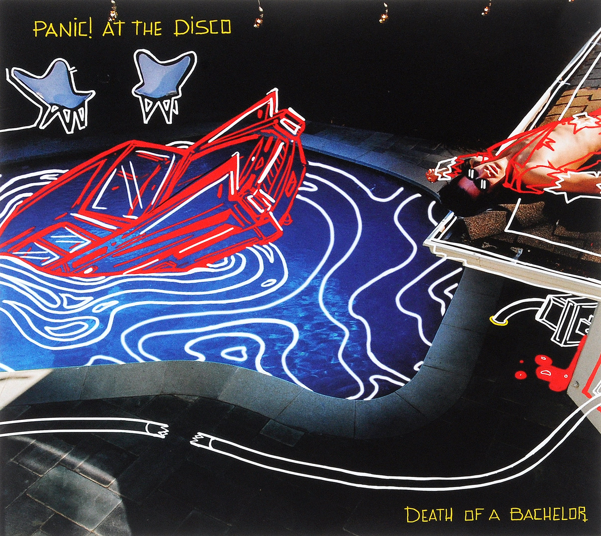 Panic! At The Disco Panic! At The Disco. Death Of A Bachelor (LP) the weavers the weavers reunion at carnegie hall 1963 lp