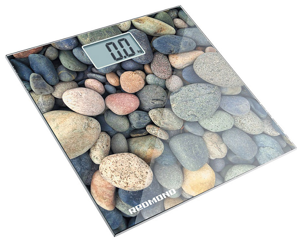 Redmond RS-708 Камни весы напольные - Напольные весы