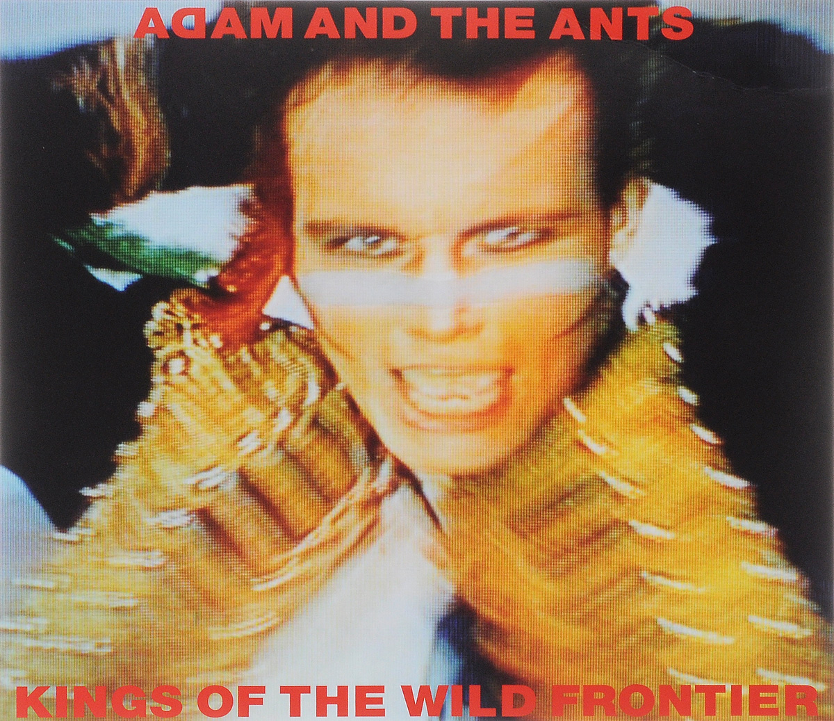 Adam And The Ants Adam And The Ants. Kings Of The Wild Frontier (LP) kings of leon kings of leon youth and young manhood 2 lp