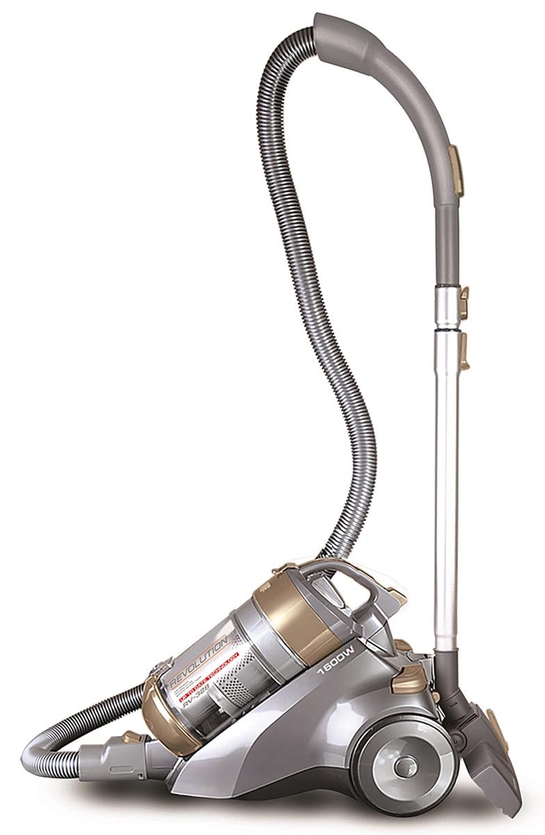Redmond RV-328 пылесосRV-328Пылесос Redmond RV-328 – новая современная модель со сдержанным дизайном и высокотехнологичной системой Мультициклон 8+1, которая превратит процесс уборки в комфортное и приятное занятие. В этом универсальном приборе для наведения идеальной чистоты и безупречного порядка восхищает каждая мелочь: необычайно гибкий и прочный шланг, надёжная телескопическая трубка из нержавеющей стали, солидная мощность и почти бесшумная работа.Пылесос Redmond RV-328 наделён огромным потенциалом для создания в доме особой кристальной атмосферы уюта. Этому способствует многоступенчатая циклоническая система фильтрации и HEPA-фильтр. Устройство прослужит максимально долго за счёт тройной системы безопасности двигателя: плавный пуск / электронный контроль температуры / отключение при перегреве. Аппарат оснащён оптимальным набором приспособлений для ухода за разнообразными поверхностями.Redmond RV-328 дополняют такие очевидные преимущества, как автоматическая смотка электрошнура и необычайно лёгкая очистка контейнера. Вы избавите себя от массы домашних хлопот!
