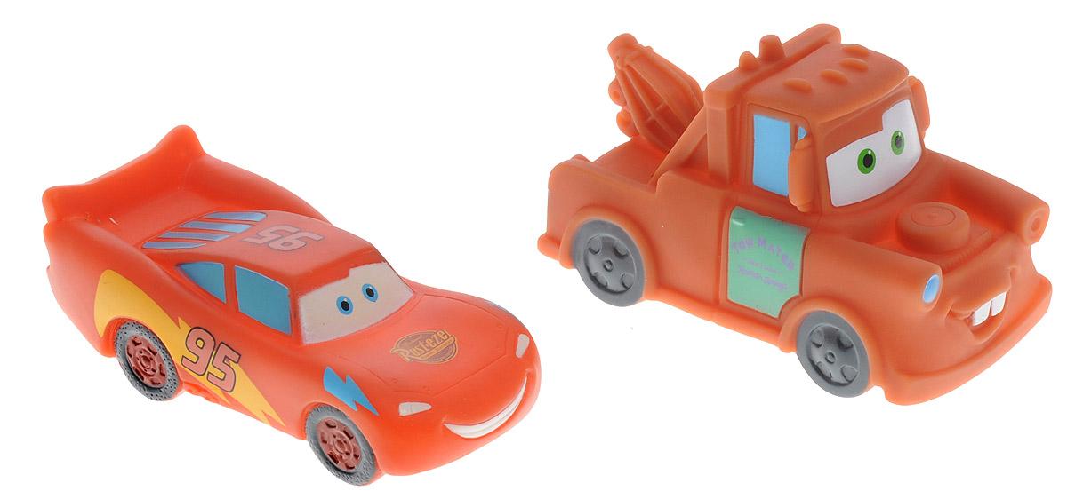 Играем вместе Набор игрушек для ванной Тачки 2 шт играем вместе набор игрушек для ванной корабль и самолет
