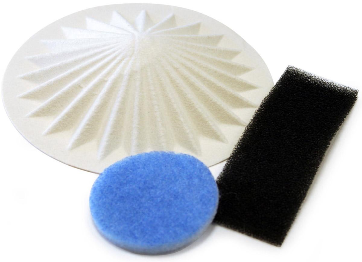 Filtero FTM 10 набор фильтров для пылесосов VAXFTM 10Комплект моторных фильтров Filtero FTM 10 защищают от попадания крупных частиц пыли в моторный отсек пылесоса. Промывать их необходимо согласно инструкции к пылесосу. Фильтры подлежат замене согласно рекомендации производителя пылесосов - не реже одного раза за 6 месяцев.