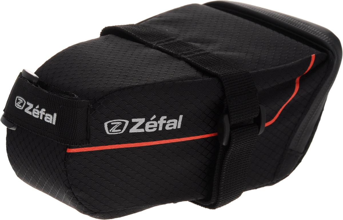 Сумка велосипедная Zefal Z Light Pack M, подседельная7047Подседельная сумка для велосипеда Zefal Z Light Pack М, изготовленная из высококачественного текстиля (полиэстер), имеет прорезиненную молнию, которая защищает от попадания влаги внутрь. Изделие легко и быстро устанавливается на подседельный штырь и рамки седла. Zefal – старейший французский производитель велосипедных аксессуаров премиального качества, основанный в 1880 году, является номером один на французском рынке велосипедных аксессуаров.