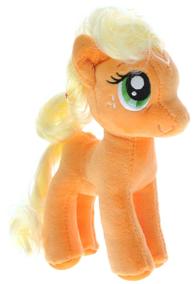 TY Мягкая игрушка Пони Applejack 17 см мягкая игрушка hansa пони с мягкой набивкой 35 см