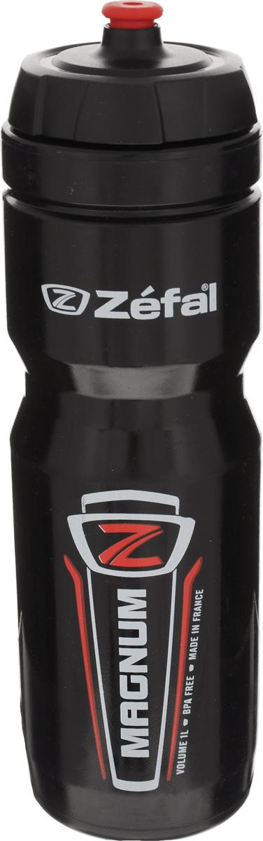 Фляга велосипедная Zefal Magnum, 1 л фляга велосипедная детская zefal little z 350 мл 162d