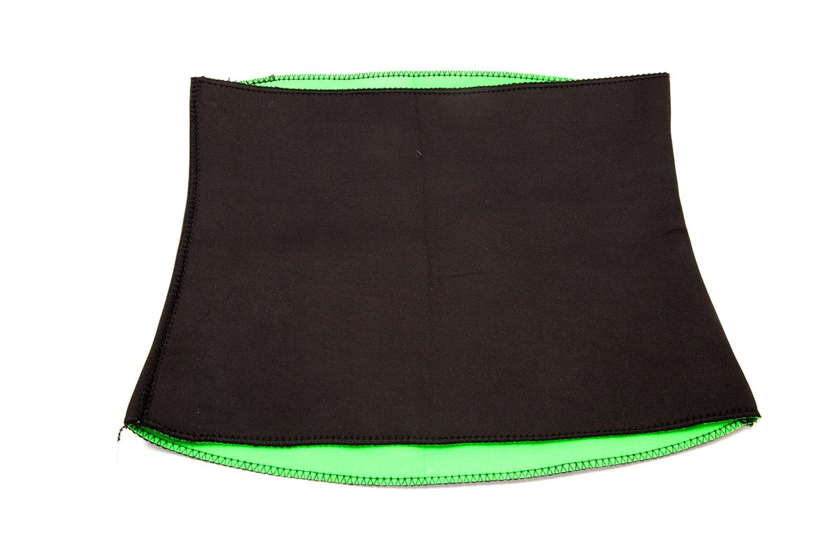 Пояс для похудения Bradex Body Shaper, цвет: зеленый. SF 0118. Размер XXXXL (56-58)SF 0118Пояс Bradex Body Shaper изготовлен из инновационной ткани, обеспечивающей мощный эффектсауны - при контакте с телом материал активно повышает теплоотдачу.Вы двигаетесь, какобычно, занимаетесь повседневными делами, но потеете в 4 раза больше, чем в теплой одежде.Под действием повышенного тепла формируется красивая фигура, кожа избавляется оттоксинов, восстанавливается ее чистота и упругость. Эластичный бесшовный пояс быстроподтягивает животик и бока, поддерживает мышцы спины, не виден под облегающей одеждой.