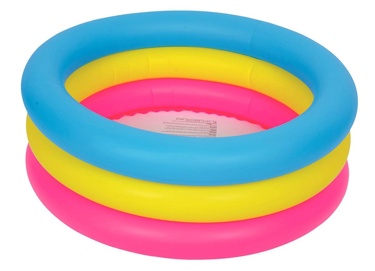 Бассейн надувной Jilong Circular Kiddy Pool, 76 х 25 см, 1-3 годаJL010086-1NPFБассейн надувной Jilong Circular Kiddy Pool - для использования на даче и природе.Характеристики:- 3 кольца- Легко складывается- Компактно упаковывается в сложенном состоянии не занимает много места- Самоклеящаяся заплатка в комплектеКомпания Jilong - это широкий выбор продукции высокого качества и отличный выбор для отдыха на природе.