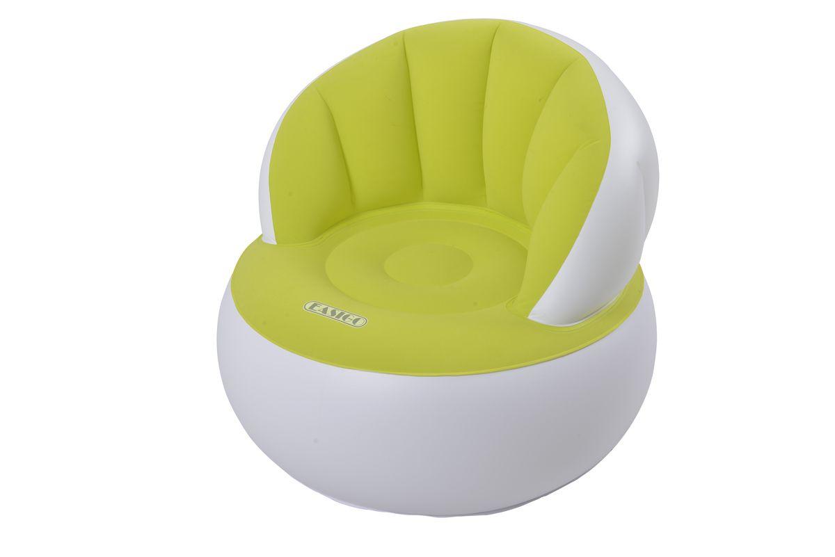 """Кресло надувное Relax """"Easigo Chair"""", 85 х 85 х 74 см, цвет: бежевый"""