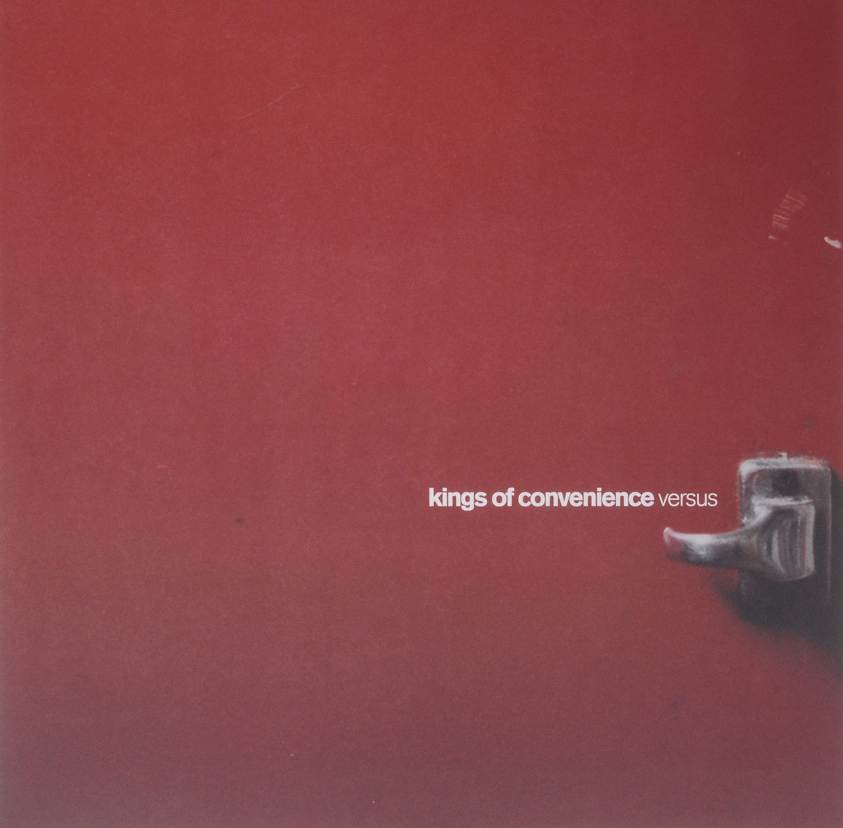 Kings Of Convenience Kings Of Convenience. Versus (LP) kings of leon kings of leon mechanical bulls 2 lp 180 gr