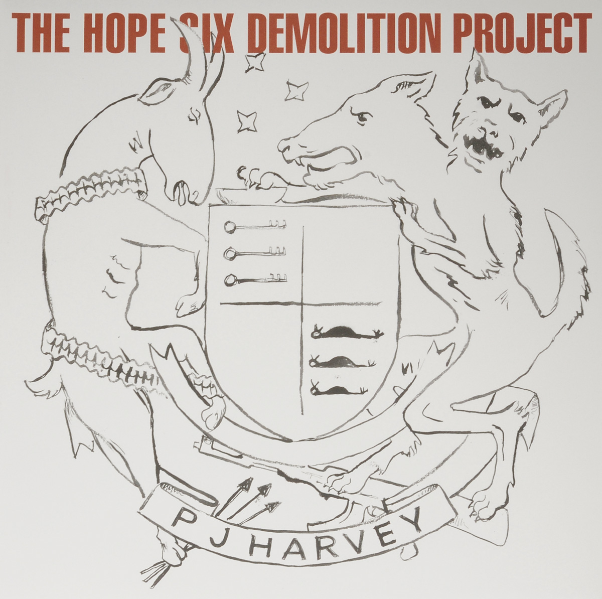 PJ Harvey PJ Harvey. The Hope Six Demolition Project (LP) pj harvey pj harvey stories from the city stories from the sea