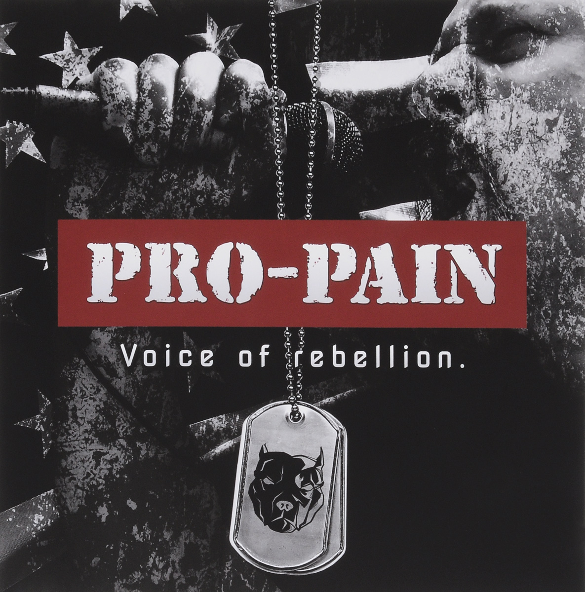 Pro-Pain Pro-Pain. Voice Of Rebellion (LP + CD) mele f10 pro 2 4ghz air mouse wireless keyboard intelligent voice