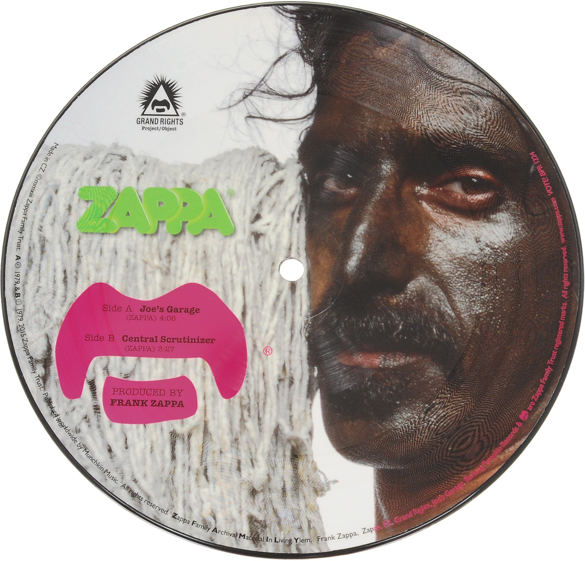 Фрэнк Заппа Frank Zappa. From Joe's Garage Acts 1, 2 & 3 (LP) все цены