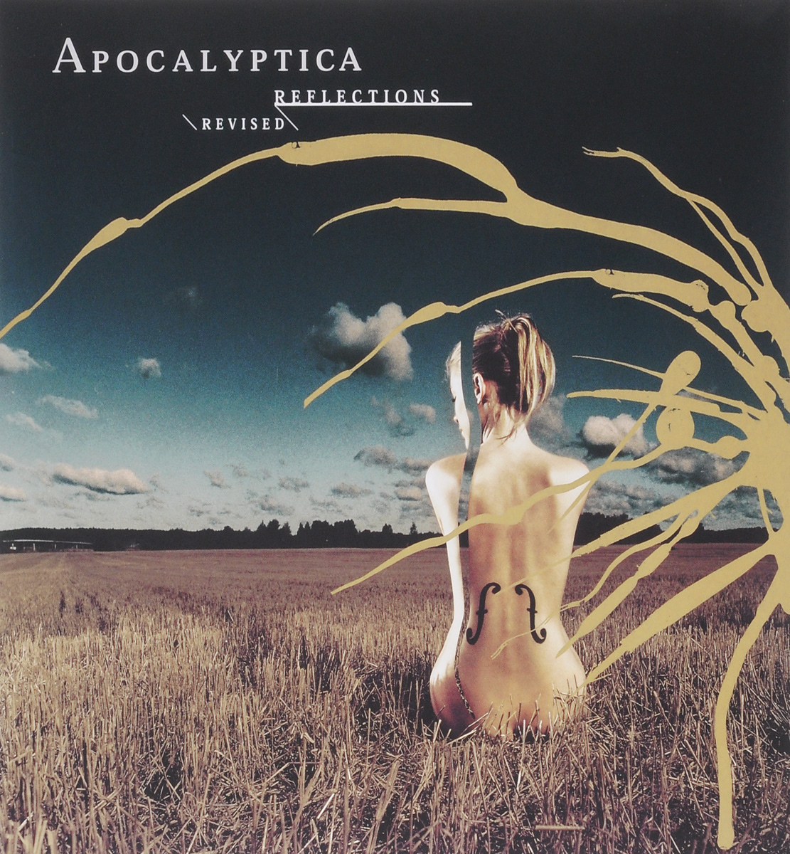 Apocalyptica Apocalyptica. Reflections / Revised (2 LP + CD) apocalyptica apocalyptica cult