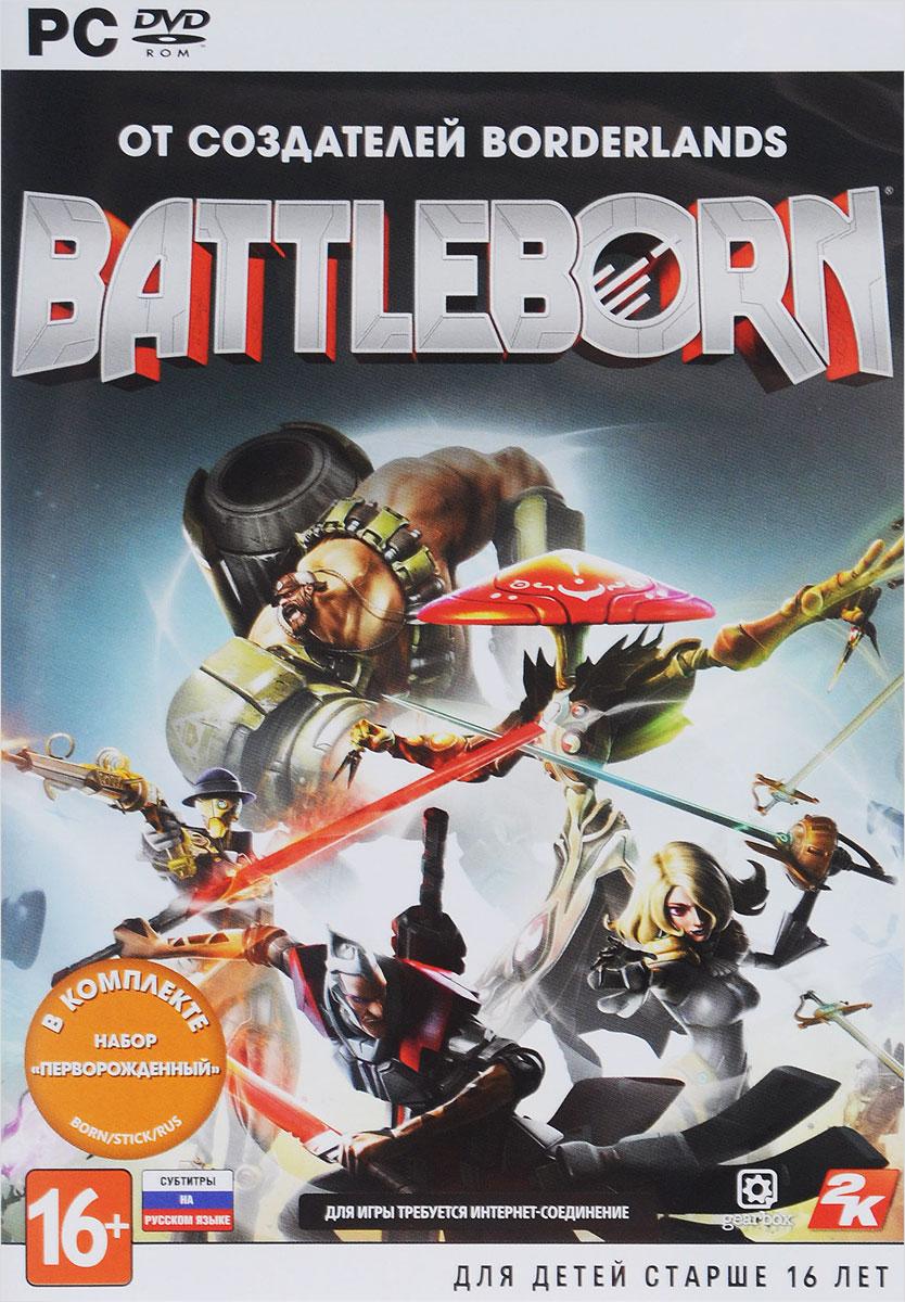 Zakazat.ru Battleborn (3 DVD)