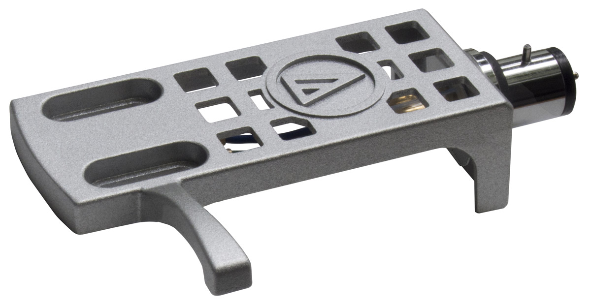 Audio-Technica AT-HS10, Silver держатель картриджа - Hi-Fi компоненты