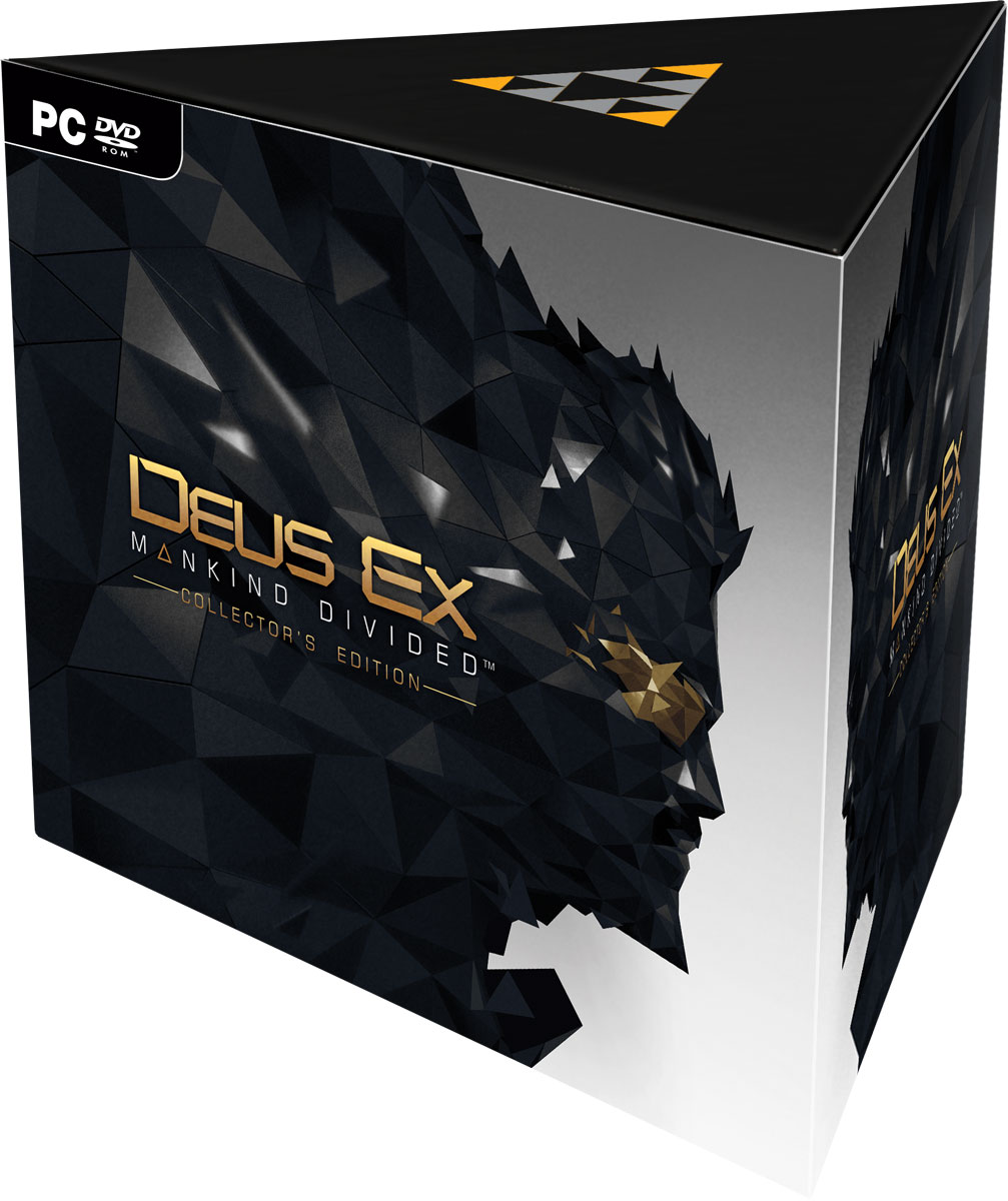 Deus Ex: Mankind Divided. Collectors Edition