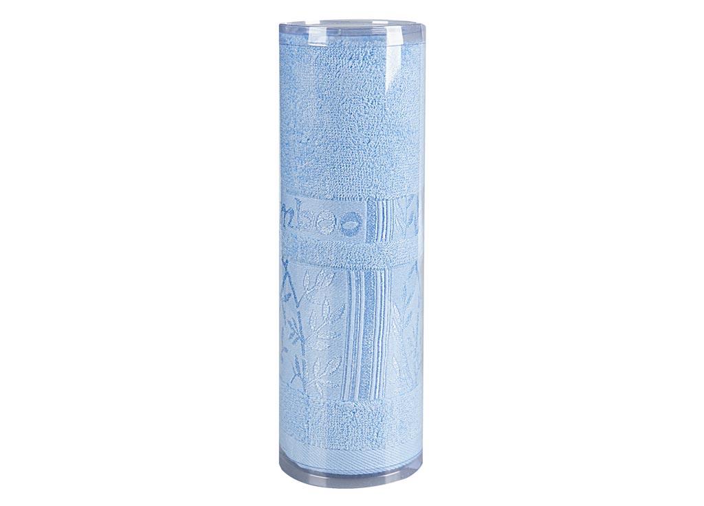 Полотенце Soavita Carol, цвет: голубой, 45 х 90 см83137Махровое полотенце Soavita Carol выполнено из бамбукового волокна. Полотенца используются для протирки различных поверхностей, также широко применяются в быту.Такой набор станет отличным вариантом для практичной и современной хозяйки.Махровое полотно создается из хлопковых нитей, которые, в свою очередь, прядутся из множества хлопковых волокон. Чем длиннее эти волокна, тем прочнее будет нить, и, соответственно, изделие. Длина составляющих хлопковую нить волокон влияет и на фактуру получаемой ткани: чем они длиннее, тем мягче и пушистее получится махровое изделие, тем лучше будет впитывать изделие воду. Хотя на впитывающие качество махры - ее гигроскопичность, не в последнюю очередь влияет состав волокна. Мягкая махровая ткань отлично впитывает влагу и быстро сохнет.Размер полотенца: 45 х 90 см.