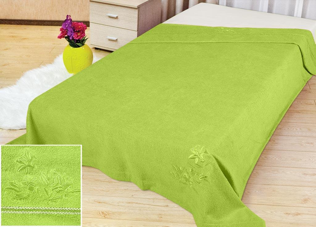 Покрывало Soavita Бамбук, цвет: светло-зеленый, 180 х 220 см70471Покрывало Soavita Бамбук изготовлено из экологически чистого материала - бамбукового волокна, поэтому является гипоаллергенным и подходит как для взрослых, так и для детей. Оно будет хорошо смотреться и на диване, и на большой кровати. Покрывало Soavita не только подарит тепло, но и гармонично впишется в интерьер вашего дома.